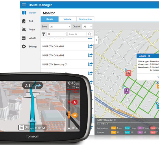 updating tomtom maps manually