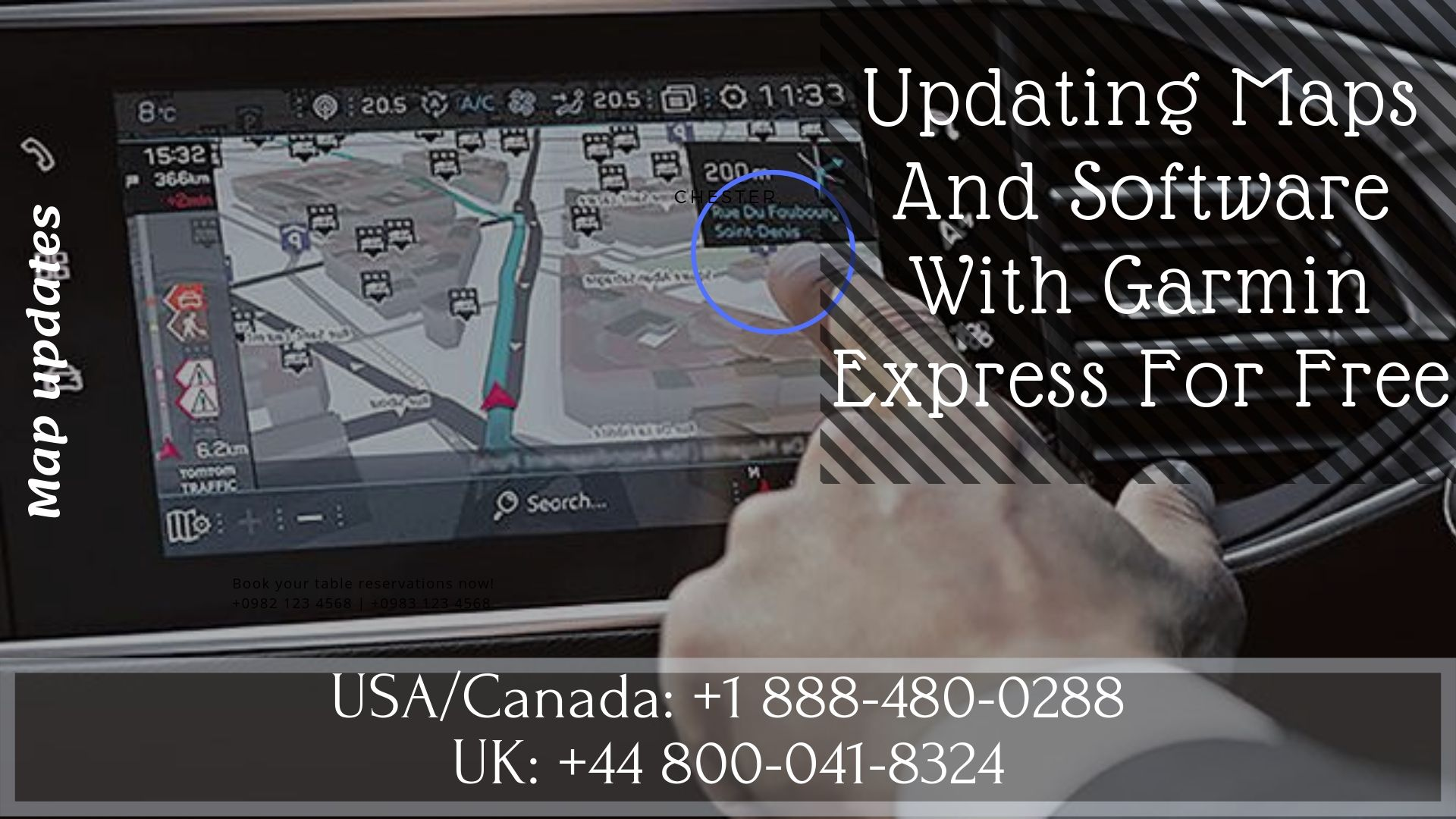 Map Update for GPS Device (888)-480-0288 | Map Updates Support